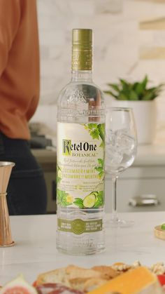 Looking for the perfect cocktail for a virtual night in? Try Ketel One's botanic. - Looking for the perfect cocktail for a virtual night in? Try Ketel One's botanical spritz, with 4 - Good Healthy Recipes, Diet Recipes, Shrimp Recipes, Soup Recipes, Turkey Recipes, Healthy Food, Lunch Recipes, Healthy Life, Dinner Healthy