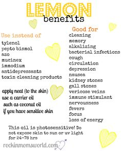 Lemon essential oil is one that I think smells UH-MAZING! The oil is obtained straight from the peel. Lemon essential oils are often used in cosmetics for their clarifying and cleansing qu… Lemon Essential Oils, Essential Oil Uses, Doterra Essential Oils, Pure Essential, Young Living Oils, Young Living Essential Oils, Wicca, Pagan, Lemon Benefits