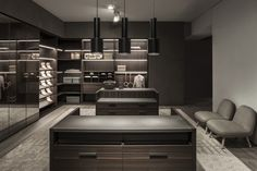 Molteni&C and Dada showroom by Vincent Van Duysen, Giussano – Italy » Retail Design Blog