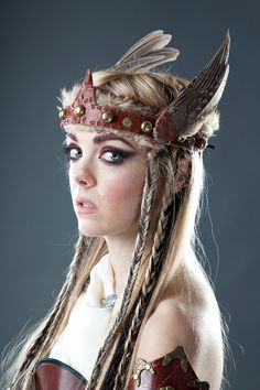 Valkyrie Costume by LegendFactory on Etsy, €390.00
