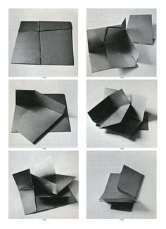Monument in all Situations - Lygia Clark - Neo Concretism, Sculpture, 1964