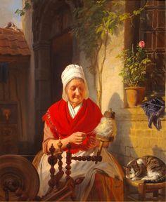 Josephus Laurentius Dyckmans (Belgian, 1811-1888)