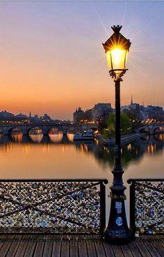 Evening in #Paris