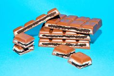Oreo Just Launched a Stuffed Chocolate Bar Filled With Tiny Cookies and Dreams