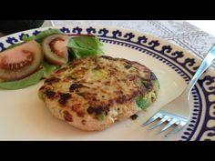 Muy Locos Por La Cocina: Hamburguesas de Pollo, Aguacate y Tomates Secados al Sol