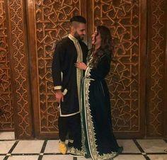 Hijab Wedding Dresses, Wedding Dresses Plus Size, Formal Dresses, Morrocan Dress, New Designer Dresses, Moroccan Wedding, Arab Girls, Couple Aesthetic, Fashion Couple