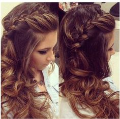 Image result for side hairstyles