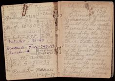 Langston Hughes, notebook from trip to Russia Langston Hughes, Teaching Poetry, African American Culture, Social Activist, American Poets, Favorite Words, Notebooks, Journals, Literature