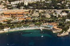 Most Expensive Beach  According to Knight Frank's Prime International Residential Index, a square foot of real estate in Monaco costs 5,400. In other words, if your blanket covers just one square meter at Monaco's only public beach, you're taking up 58,300 of area -- that's 2.5 times the cost in Manhattan.
