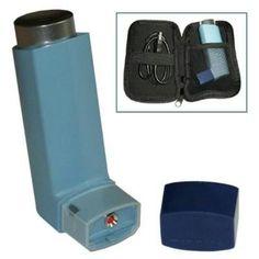 Discreet Medical Marijuana Vaporizer... whaaaaaaaat? Looks exactly like my albuterol inhaler.  #420