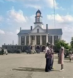 Colorized by Steve Smith. Improved rendering created 6/24/2020 Volunteer Now, Siler City, Colorized History, Confederate Monuments, Steve Smith, Restaurant New York, Documentary Photographers, Coal Mining, White Image