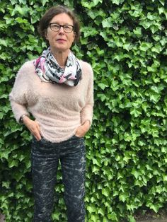 Soft Slouchy Summer Sweater by SEWING À LA CARTE | Project | Sewing / Cardigans & Sweaters | Kollabora