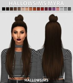 Elegant Sims 3 Long Hairstyles - New Hair Models-Elegante Sims 3 lange Frisuren . - Women's Hairstyles - Elegant Sims 3 Long Hairstyles – New Hair Models-Elegante Sims 3 lange Frisuren – Neue Haare Mo - Sims 4 Teen, Sims 4 Toddler, Sims Four, Mods Sims, The Sims 4 Cabelos, Pelo Sims, Sims4 Clothes, The Sims 4 Download, Sims 4 Clothing