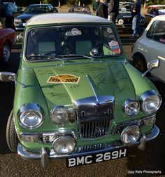 . Classic Mini, Classic Cars, Mini Stuff, Hornet, Great Britain, Cars And Motorcycles, Rally, Cool Cars, British