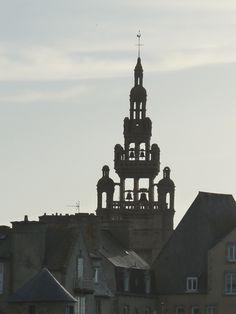 Clocher de Roscoff #Bretagne #Brittany #Finistère