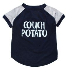 "Top Paw® ""Couch Potato"" Tee 