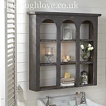 A great alternative to your usual dresser! http://www.livelaughlove.co.uk/Shabby-Chic-Accessories/