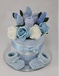 Image result for baby shower nappy cakes