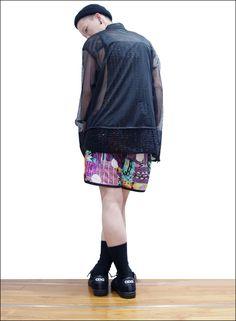 【 #KOJIKOJI / 163cm 】#raddlounge #harajukufashion #harajuku #streetsnap #style #stylecheck #kawaii #fashionblogger #fashion #shopping #Menswear #telfar #kitneale #tuesdaynightbandpractice