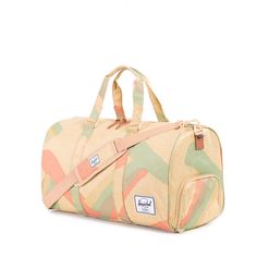 Herschel Supply Co. Novel Duffle $80 in Natural Portal