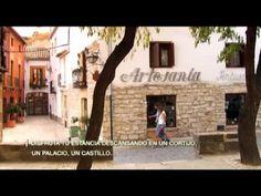 Audiovisual promocional de la provincia de Jaén