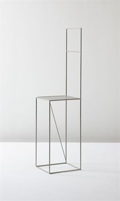 Pierre Curie Chair by Robert Wilson