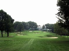 Oakmont Country Club Pictures: Oakmont Country Club - Hole No. 18