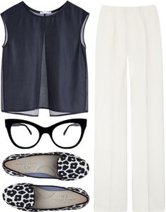 """smarty"" by rosiee22 ❤ liked on Polyvore"