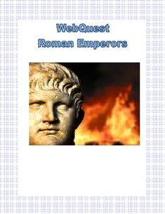 For the first 500 years of Ancient Rome, the Roman government was a republic where no single person held ultimate power. However, for the next 500 years, Rome became an empire ruled by an emperor. As your students learn about this period of history when the emperor was the supreme leader and was even sometimes thought of as a god, they gain factual information while learning to read for information and using research skills.