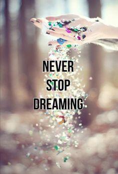 I won't!!