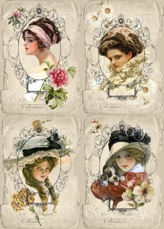 Lady Quartet