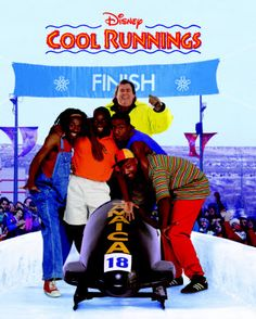 Cool Runnings... One of the greatest Disney movies.