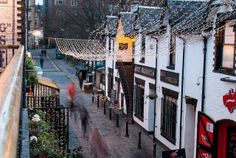 Doon The Lane at Byres Road, Glasgow West End Glasgow, Glasgow Scotland, Newark Castle, Glasgow Cathedral, The Second City, Beautiful Architecture, Homeland, Great Britain, Travel Ideas