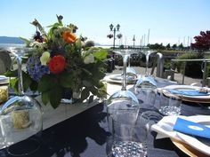 Do you hear wedding bells ringing? We are excited about our upcoming Wedding Wednesday, today, August 6, 2014, from 5pm- 7pm on the Waterfront Terrace. We will be featuring wedding vendors from Whatcom County. Wedding Wednesday is a great opportunity to see vendors in action during a 'mock cocktail reception' complete with passed appetizers and signature cocktail samples from the Lighthouse Bar & Grill! Hope to see you on Wedding Wednesday!