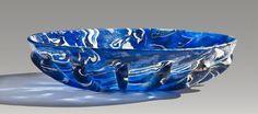 Roman Mosaic Glass Bowl, 1st Century AD
