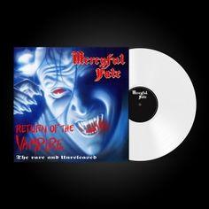 "MERCYFUL FATE ""Return of the Vampire"" 180 Gram White Vinyl"