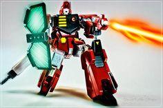 EnRyu #anime #toys #actionfigures #gaogaigar #Enryu #photography #superrobotchogokin #bandai