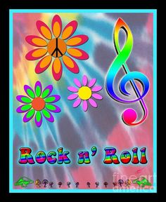 Peace, Flower Power and Music