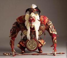 Купить Укун - ярко-красный, сунь укун, царь обезьян, путешествие на запад, premier