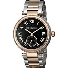 Michael Kors Collection MK5957 - Skylar Analog Watches Rosegold/Silver : One Size