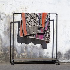 Passed down through generations, these Heirloom vintage rugsare one-of-a-kind art pieces. Intricate hand-woven designs witha variety of patterns and colorways make these truly unique.The thread in this textile has been hand-spun on a drop spindlebefore being hand-woven on an Andean backstrap loom. As the width of the loom is limited a signature feature of Peruvianhandwoven …