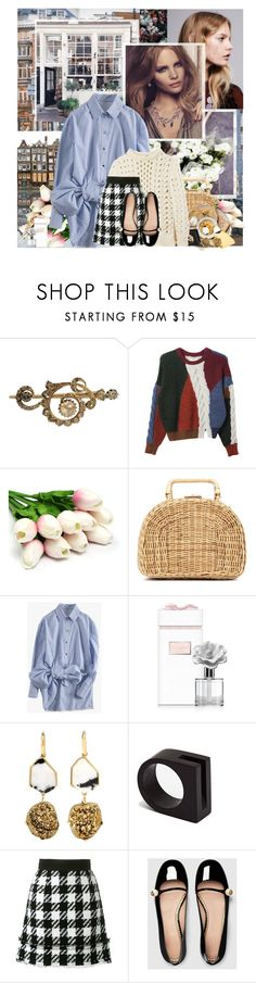 """Models: Marloes Horst"" by katieci ❤ liked on Polyvore featuring Edition, Isabel Marant, Sephora Collection, Kayu, Chando, Christopher Kane, Louis Vuitton, Dolce&Gabbana and Gucci"