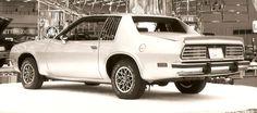 1978 Pontiac Sunbird concept.