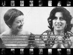 Il 6 ottobre '89 ci lasciava #BetteDavis, grande donna, attrice e amica di #AnnaMagnani, che le scriveva così...
