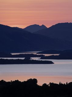 Loch Lomond and The Cobbler by Christopher Swan on Flickr.