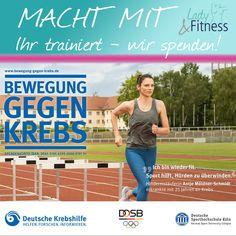 """""""Bewegung gegen Krebs"""" - Wir sind dabei! 😃 Um die Deutsche Krebshilfe zu unterstützen, werden wir in den Herbstferien sportlich aktiv sein und brauchen eure Unterstützung! 🙏 Die ganze Aktion funktioniert ähnlich wie ein Sponsorenlauf. Wir sind euer Sponsor Nr. 1 und für jede Trainingseinheit bei uns (Kurs oder Fläche) zahlen wir 0,50 €. Zum Ende der Herbstferien werden die Geldeinsätze kumuliert und wir spenden den Gesamtbetrag aller unserer Mitglieder an die Deutsche Krebshilfe. ❤️"""