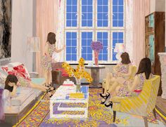 Contemporary artist Naomi Okubo, Japan
