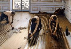 Review: Paris Is Reborn in 'Gustave Caillebotte: The Painter's Eye ...