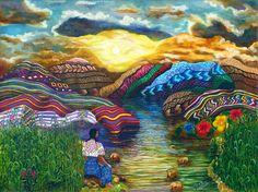 Cánto a la Naturaleza (Song to Nature) / Paula Nicho Cumez