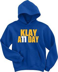 "Klay Thompson Golden State Warriors ""Klay All Day"" Hooded... http://www.amazon.com/dp/B00YJG66ZO/ref=cm_sw_r_pi_dp_bWwvxb1YD6RAV"